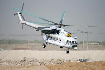 UP-MI813 - BarundaiAvia Mil Mi-8MTV-1