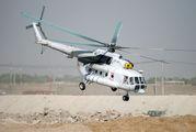 UP-MI813 - BarundaiAvia Mil Mi-8MTV-1 aircraft