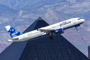 N665JB - JetBlue Airways Airbus A320 aircraft