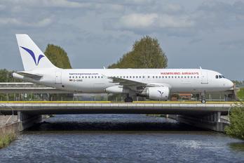 D-AHHD - Hamburg Airways Airbus A320