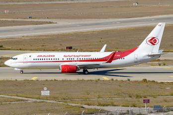 7T-VKB - Air Algerie Boeing 737-800