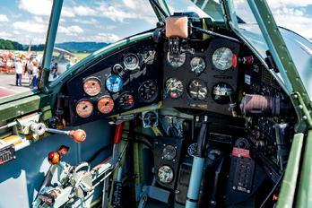 HB-RCF - Private Morane Saulnier MS.406