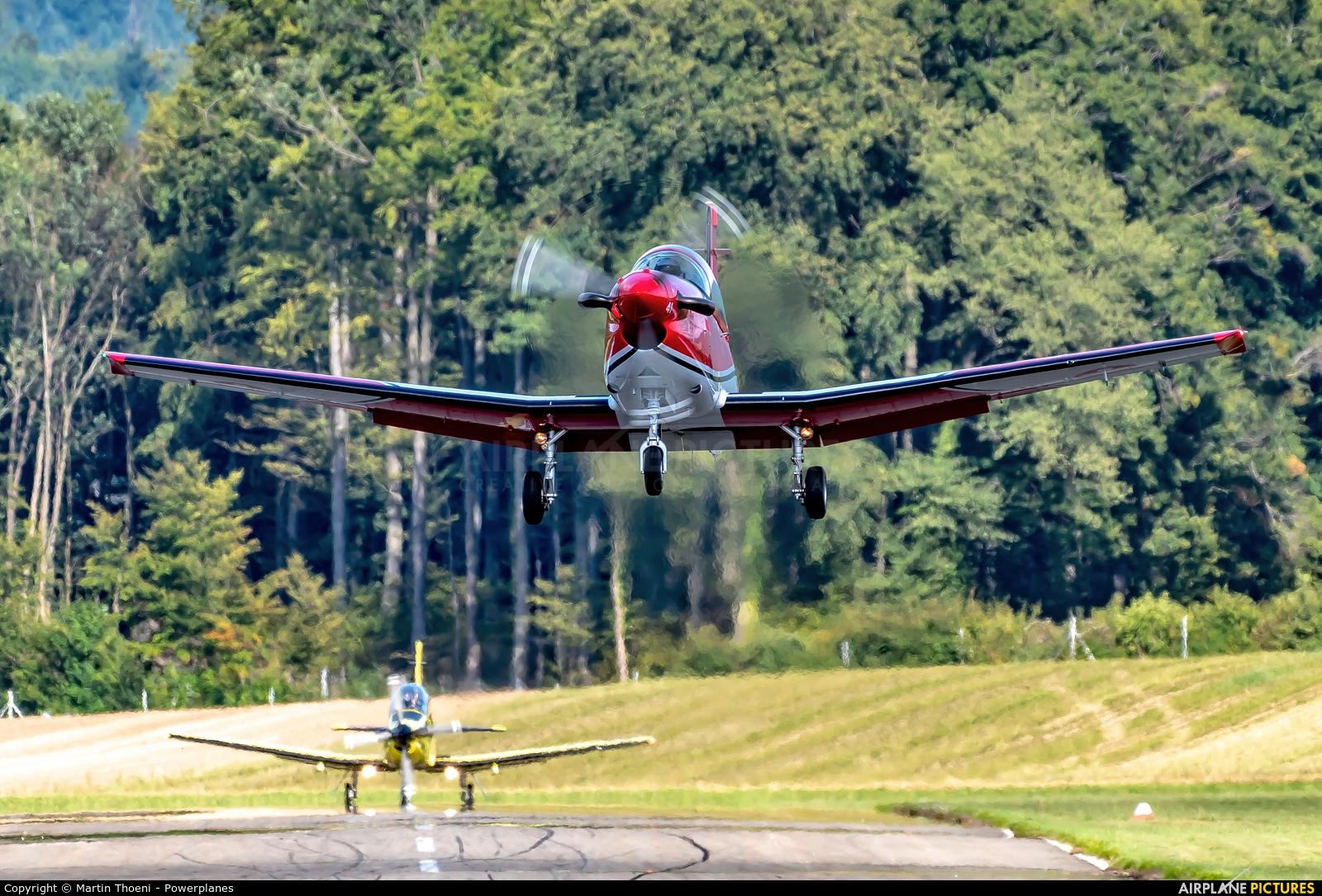 Switzerland - Air Force A-941 aircraft at Birrfeld