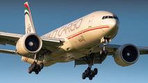A6-DDB - Etihad Cargo Boeing 777F aircraft