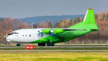 UR-KDM - Cavok Air Antonov An-12 (all models) aircraft