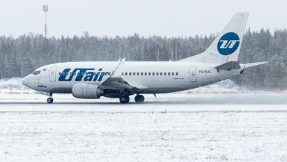 VQ-BJL - UTair Boeing 737-500
