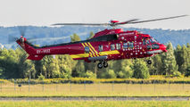 OY-HUZ - Air Greenland Airbus Helicopters H225M aircraft