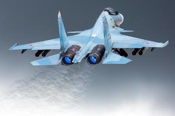 RF-81870 - Russia - Air Force Sukhoi Su-30SM