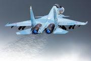 RF-81870 - Russia - Air Force Sukhoi Su-30SM aircraft