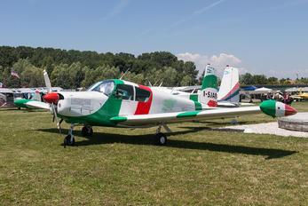 I-SJAB - Private SIAI-Marchetti S. 205