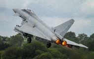 ZJ700 - Royal Air Force Eurofighter Typhoon FGR.4 aircraft