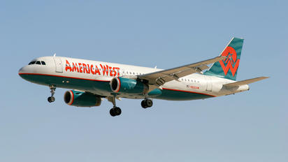 N652AW - America West Airlines Airbus A320