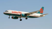 N652AW - America West Airlines Airbus A320 aircraft
