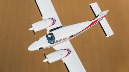 D-GDMF - Private Piper PA-34 Seneca