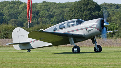 NC17615 - Private Spartan Aircraft (USA) 7W Executive