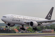 N76021 - United Airlines Boeing 777-200ER aircraft