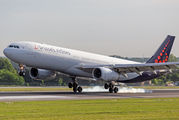 OO-SFC - Brussels Airlines Airbus A330-300 aircraft