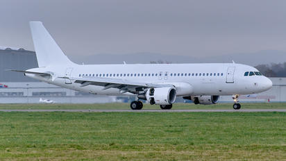 F-WTBF -  Airbus A320