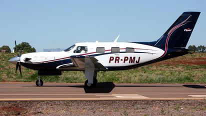 PR-PMJ - Private Piper PA-46 Malibu Meridian / Jetprop DLX