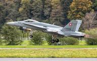 J-5002 - Switzerland - Air Force McDonnell Douglas F/A-18C Hornet aircraft