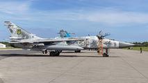 08 - Ukraine - Air Force Sukhoi Su-24M aircraft
