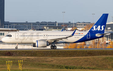 SE-ROH - SAS - Scandinavian Airlines Airbus A320 NEO