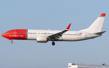 SE-RPU - Norwegian Air Sweden Boeing 737-800