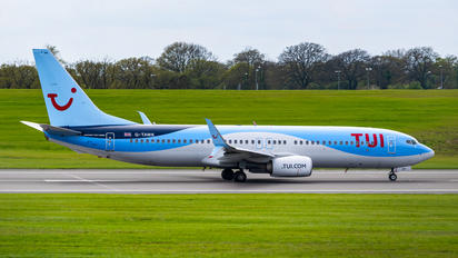 G-TAWK - TUI Airways Boeing 737-800