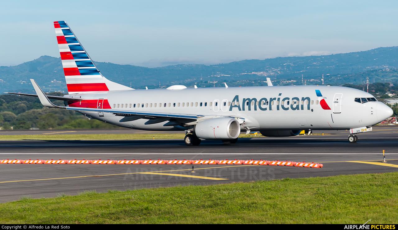 American Airlines N346PR aircraft at San Jose - Juan Santamaría Intl