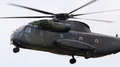 84+90 - Germany - Army Sikorsky CH-53G Sea Stallion