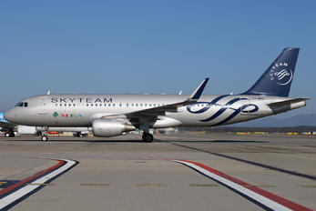 T7-MRD - MEA - Middle East Airlines Airbus A320