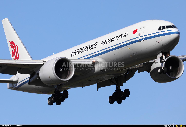 Air China Cargo B-2094 aircraft at Amsterdam - Schiphol