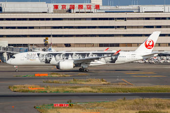 JA04XJ - JAL - Japan Airlines Airbus A350-900