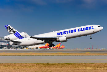 N415JN - Western Global Airlines McDonnell Douglas MD-11F