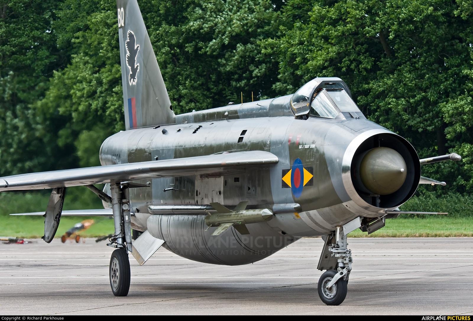 Royal Air Force XS904 aircraft at Bruntingthorpe