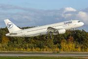 YL-LCK - Condor Airbus A320 aircraft