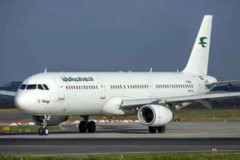 YI-AGS - Iraqi Airways Airbus A321