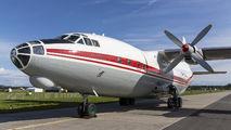 UR-CAJ - Ukraine Air Alliance Antonov An-12 (all models) aircraft
