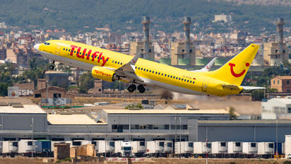 D-ATUK - TUIfly Boeing 737-800