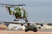XZ612 - Royal Navy: Royal Marines Westland Lynx AH.7 aircraft
