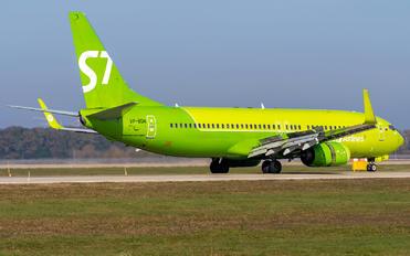VP-BDH - S7 Airlines Boeing 737-800