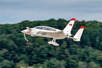 HB-YBY - Private Rutan Long-Ez