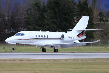 CS-LTI - NetJets Europe (Portugal) Cessna 680A Latitude