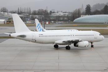 LY-EMU - GetJet Airbus A320