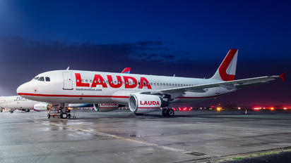 VT-IHB - LaudaMotion Airbus A320