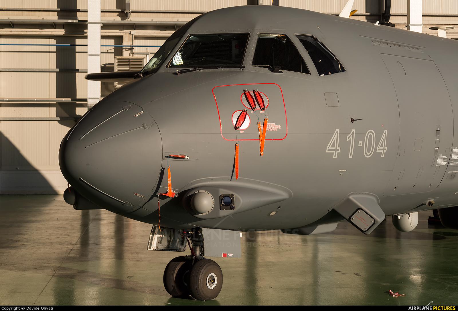Italy - Air Force MM62281 aircraft at Sigonella