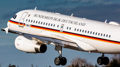 15+01 - Germany - Air Force Airbus A319 CJ