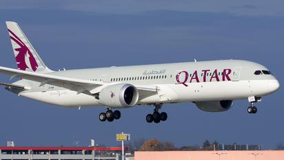 A7-BHF - Qatar Airways Boeing 787-9 Dreamliner