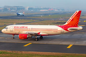 VT-SCG - Air India Airbus A319