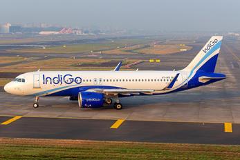 VT-IVB - IndiGo Airbus A320 NEO